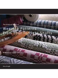 Ashford Book of Weaving Patterns 4 to 8 shafts