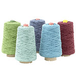 SELINA VELVET YARN 100% cotton